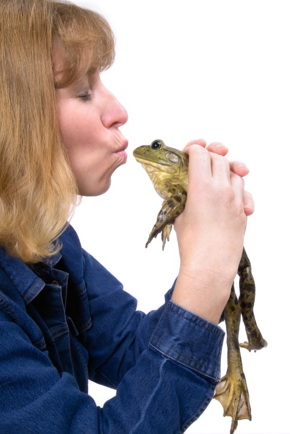 kissingfrog